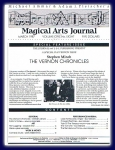 Magical Arts Journal Vol. 1, Nr. 8