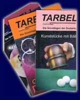 Tarbell Kurs in deutsch, ZZM-Sparangebot Nr. 12, das 3-er Set