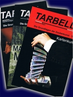 Tarbell Kurs in deutsch, ZZM-Sparangebot Nr. 13, das 3-er Set