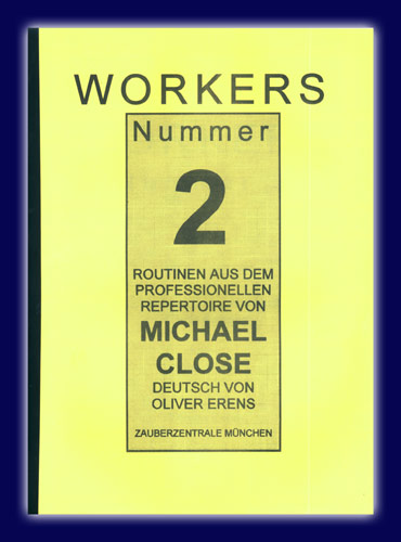 Workers Nummer 2 von Michael Close