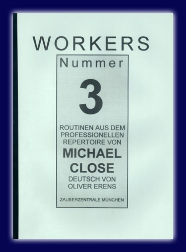 Workers Nummer 3 v. Michael Close