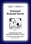 Kolossal Kolored Kards v. Obie O'Brien