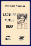Cups an Balls, Mike Ammar ZZM-Lecture Notes 1988