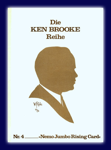 The Nemo Jumbo Rising Card, Ken Brooke Reihe Band 4