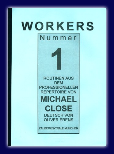 Workers Nummer 1 von Michael Close