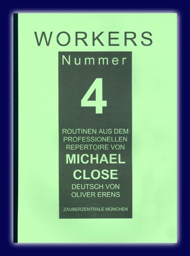 Workers Nummer 4 von Michael Close