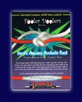 Amazing Acrobatic Knot mit DVD (Daryl\'s \'Jumping Knot of Pakista