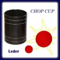 Chop Cup, Lederbecher groß, Dice Stacking