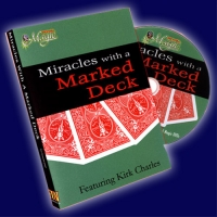 Miracles with a Marked Deck DVD mit K. Charles