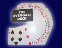 Bicycle Svengali Deck - Svengali Kartenspiel