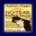 No-Tear Paper Pads von Paul Gordon