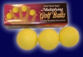 Multiplying Golf Balls (gelb)