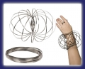 Metall Coil 'Floating Ring'