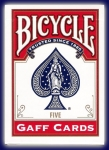 Bicycle Gaff Cards
