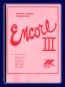 Encore III v. Mike Ammar